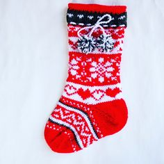 Christmas stocking in Nordic style :) Handmade Christmas, Christmas Gifts, Nordic Style, Christmas Stockings, Holiday Decor, Handmade Gifts, Xmas Gifts, Needlepoint Christmas Stockings, Kid Craft Gifts
