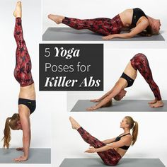 Yoga Poses for Abs: Fish Pose - Fitnessmagazine.com