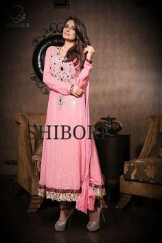 Latest #Shibori Awesom Bridal Dresses #2015 for Women