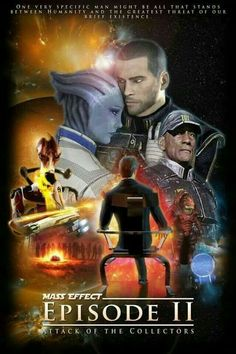 Mass Effect II: Attack of the Collectors