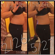 """We wanted to share another inspirational Teami Testimonial ☕️ with all of you! .This is what @vxnbeauty had to say about her Teami Experience. . """"So here's a before and after for you. I started the Teami 30:7 Plan on 2/26. I already lost 15lbs in the before picture. I followed the instructions and should finish the plan mid June. I'd have to say I have had great results from this. I did lower my calorie intake to around 1200 a day, ate plenty of vegetables, fruits, yogurt, lean meats and…"""