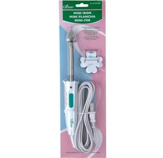Quilting Tools, Quilting Projects, Mini Iron, Electrical Cord, Freezer Paper, Hand Applique, English Paper Piecing, Easy To Use, Paper Crafts