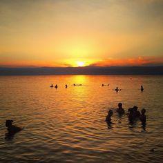 Tramonto sul Mar Morto #VolagratisJN