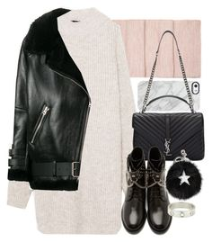 """""""Untitled #11355"""" by minimalmanhattan on Polyvore featuring Hobbs, Uncommon, Yves Saint Laurent, Acne Studios, STELLA McCARTNEY and Cartier"""