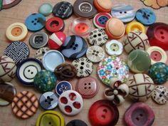 Beautiful buttons!!