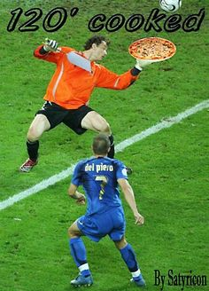 campionati mondiali germania 2006 del piero pizza - ¨
