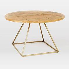 Roar + Rabbit Linear Coffee Table