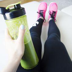 treenin jälkeen & flunssaa vastaan – palauttava vihersmoothie pinaatista - Love Da Helsinki | Lily.fi #greensmoothie #smoothie #healthy #lifestyle #fitspo