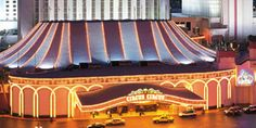 Circus Circus Circus acts every day starting at 1100.  Adventuredome: inside rides, roller coasters, Ferris wheel, etc