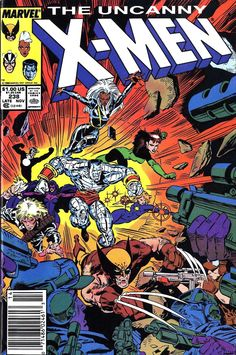 Cover of Uncanny X-Men #238
