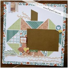 Posts about Creative Memories Border Maker Ideas written by Karyn McDermaid-Rolfe Scrapbooking Layouts, Scrapbook Pages, Scrapbook Borders, Scrapbook Sketches, Orange Paper, Printing On Burlap, Very Merry Christmas, Xmas, Hexagon Shape