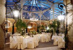 Castello per ricevimenti e matrimoni in centro a Roma