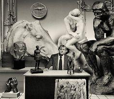 The Office #5 1995  Ruud Van Empel