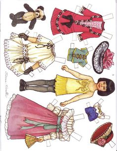 may paper doll