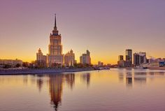 In this blog all eyes are on Moscow - the city any foreigner can live in without sacrificing his ordinary lifestyle and leisure preferences #moscowcity #moscow #building #architecture #commerce #university #panorama #russia #capital #guide #travel #centre #complex