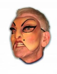 Cruella Mask