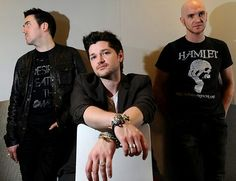 The Script....and I'm over here thinking Mark's shirt is the best part of the picture...