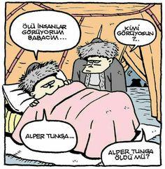 Alper tunga öldü mü?