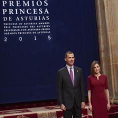 Queen Letizia of Spain Photos - Princesa de Asturias Awards 2015 - Day 2 - Zimbio