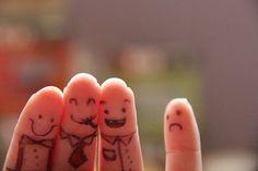 Finger People Anti-Social