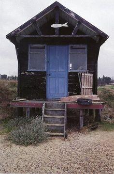 #beach #shack #cabin