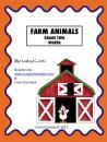 Farm Animals Grade 2 Words product from Conti-Creative on TeachersNotebook.com