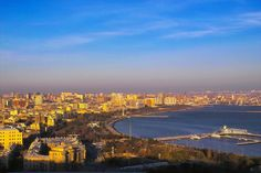 Azerbaijan, in the Caucuses region, is a country that straddles both Eastern Europe and Western Asia, so expect a clash of east meets west and you will find a lot to enjoy here. Located on the Caspian Sea, there are quaint subtropical seaside resorts, or you can embrace Azerbaijan's name as the Land