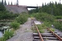 Image result for Newfoundland Railroad, a 3 ft-6 in Narrow Gauge, longest line with this uncommon width in North America.