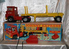 Johnny Express Truck