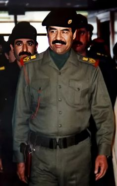Beard Logo, Saddam Hussein, Islamic Paintings, Photo Logo, World Leaders, Muslim, Logo Design, History, Historia