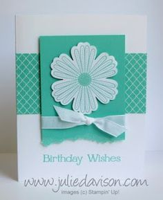Julie's Stamping Spot -- Stampin' Up! Project Ideas by Julie Davison: Customer Appreciation Party: Relay Race