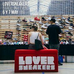 Barcelona vuelve a ponerse las Zapas!!  Loversneakers Barcelona Event 2017 Summer Edition BUY / SELL / TRADE / EXPO - 6 & 7 de Mayo - Estació del Nord - Barcelona  http://ift.tt/1iZuQ2v  #LSevent2017#loversneakers #sneakerheads #sneakers #kicks #zapatillas #kicksonfire #kickstagram #sneakerfreaker #nicekicks #barcelona #snkrfrkr #sneakercollector #shoeporn #igsneskercommunity #sneakernews #solecollector #wdywt #womft #sneakeraddict #kotd #smyfh #hypebeast #bambas