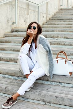 white trend, autumn, coohuco