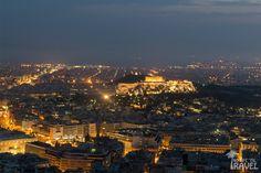 Wzgórze Akropol Paris Skyline, Travel, Viajes, Destinations, Traveling, Trips