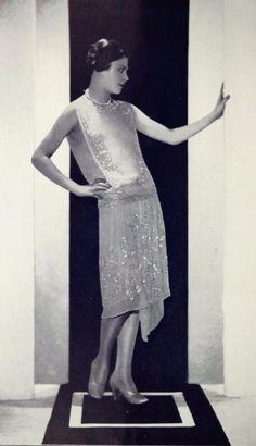 O melhor da moda feminina nos loucos anos 20 - Industria Textil e do Vestuário - Textile Industry - Ano IX