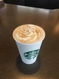 Cinnamon Dolce Latte