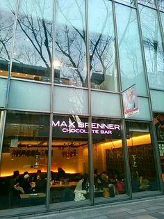 Max Brenner/Omotesando