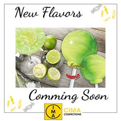 Keep an eye out for our new flavors!