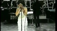 Shirley Bassey - Yesterday When I Was Young - YouTube