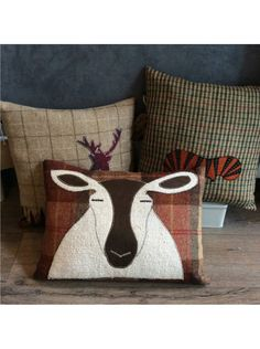 Spring Scottish Cushions | Cassiopeia Online