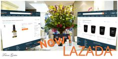 Good news! You can enjoy to shop Franc Grâce & DI TOSCANA products in Lazada now !
