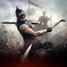 Trailer of Baahubali బాహుబలి - The Beginning in Telugu and in Hindi language at #imslv #baahubali #prabhas #telugu