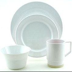 Non-Skid Nautical Classics Melamine Dinnerware Sets  sc 1 st  Pinterest & Flags Melamine Dinnerware Set | Nautical Decor | Pinterest ...