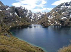 3 Day Routeburn Track, New Zealand