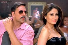 Kareena kapoor and Akshay kumar