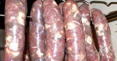 Good Healthy Recipes, Meat Recipes, Charcuterie, Kielbasa Sausage, How To Make Sausage, Sausage Making, Polish Recipes, Smoking Meat