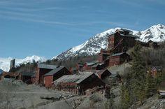 Abandoned copper mine of Kennecott mod