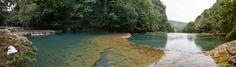 Que faire au Guatemala, la suite ! Semuc Champey & Parc de Tikal