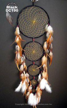 Natural Generations Dream Catcher (5 rings) ----- SO BEAUTIFUL!!! <3<3<3<3<3<3