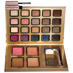 The Too Faced Everything Nice Set is a new all in one palette launching for Holiday 2014!